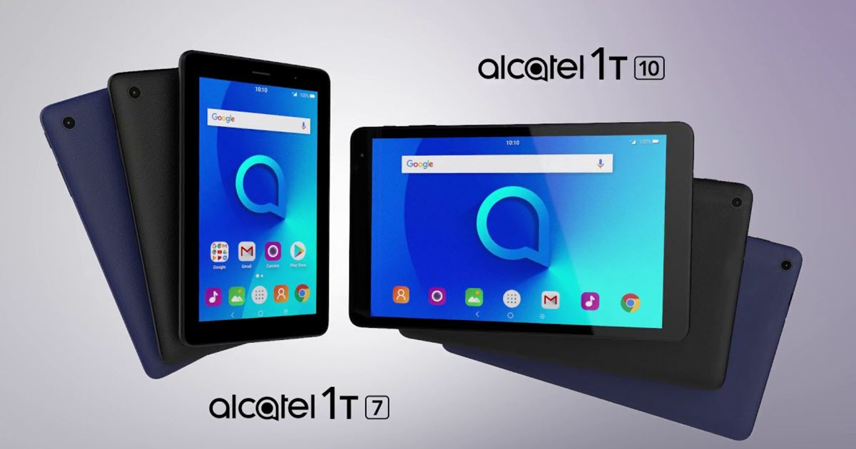 ALCATEL 1T 10 TABLET TÜRKİYE